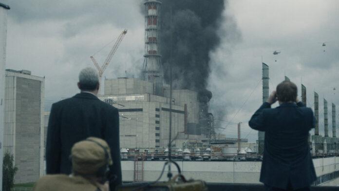 Golden Globe Awards - Chernobyl