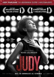 Judy - locandina