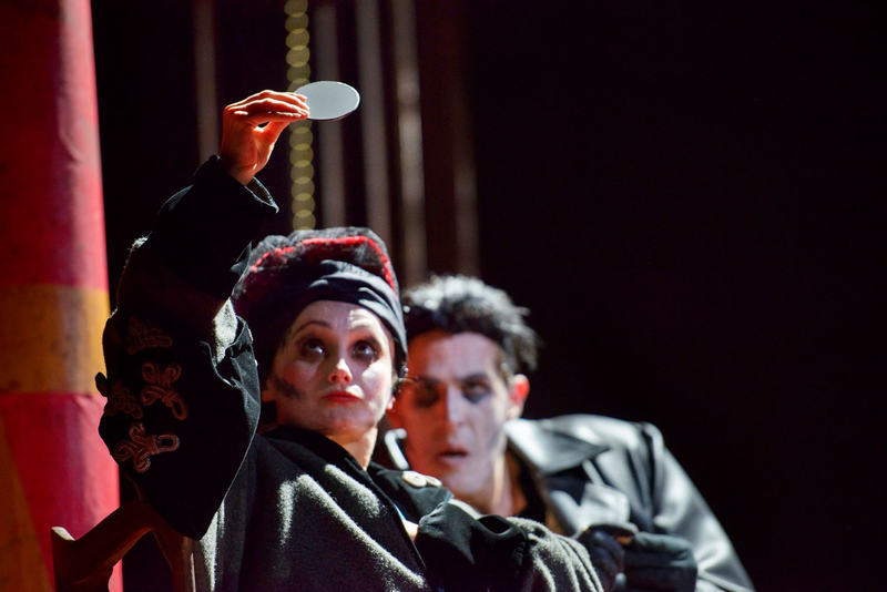 La commedia della vanità - Teatro Argentina