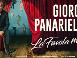 Giorgio Panariello moltiplica gli appuntamenti: nuove date per La favola mia