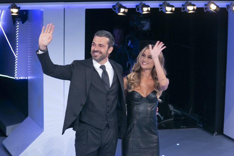 Luca Argentero e Cristina Marino - C'è Posta per Te
