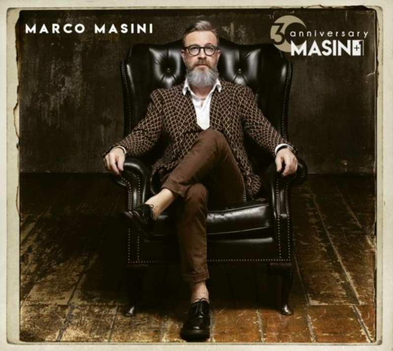 Marco Masini - Masini +1, 30 TH Anniversary cover