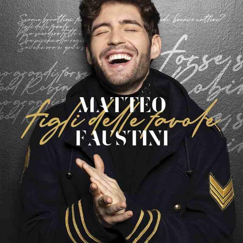 Matteo Faustini - Figli delle favole cover