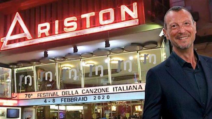 Sanremo 2020 Amadeus 2