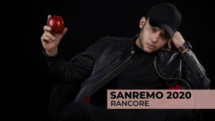 Sanremo 2020 Rancore