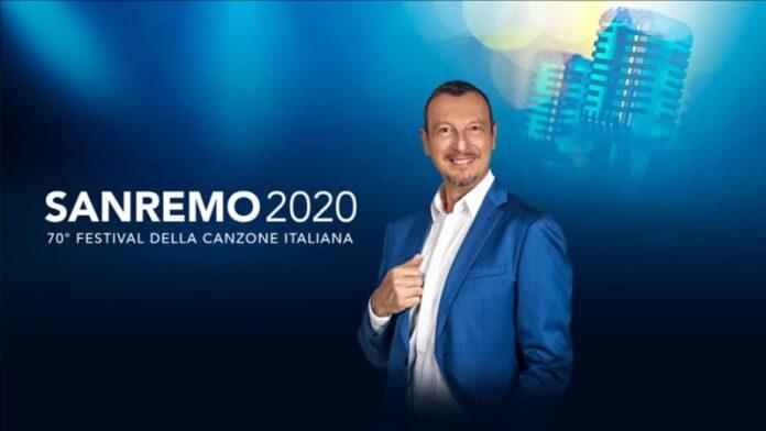 Sanremo 2020 logo 3