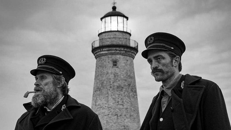 The Lighthouse - Willem Dafoe e Robert Pattinson