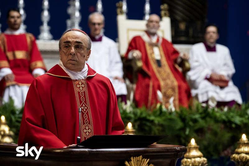 The New Pope - Cardinal Voiello (Silvio Orlando)
