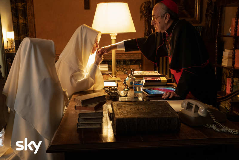 The New Pope - Silvio Orlando