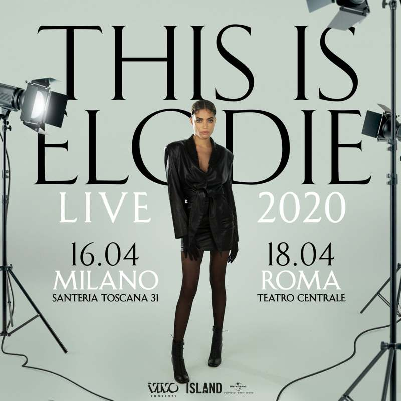 This is Elodie live 2020