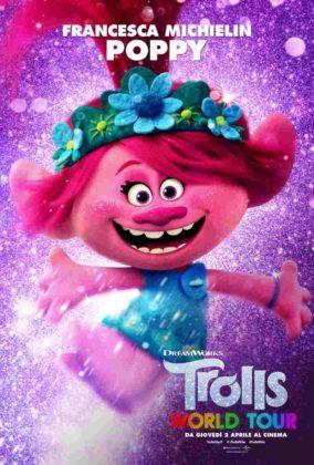 Trolls World Tour - Poppy