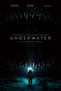Underwater - locandina