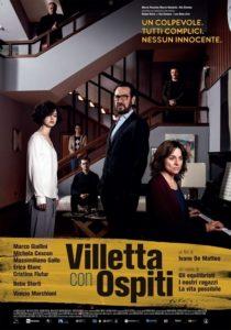 Villetta con ospiti - locandina