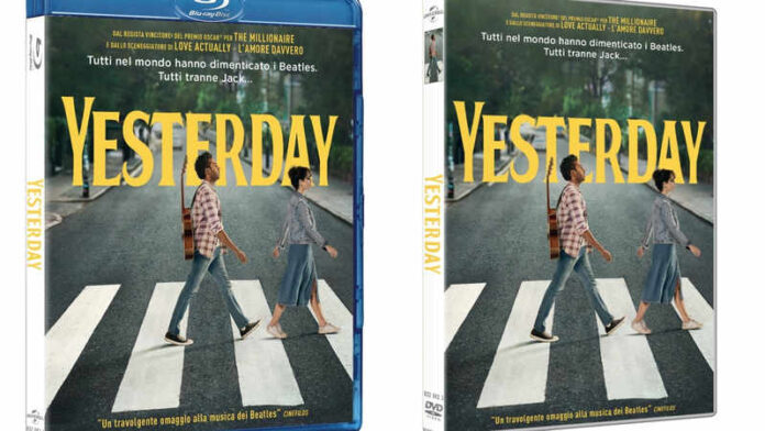 Yesterday - Home Video