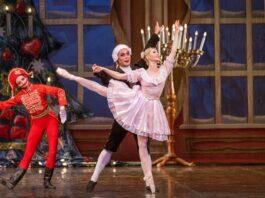 La Compagnia Ballet from Russia a Roma con Lo Schiaccianoci