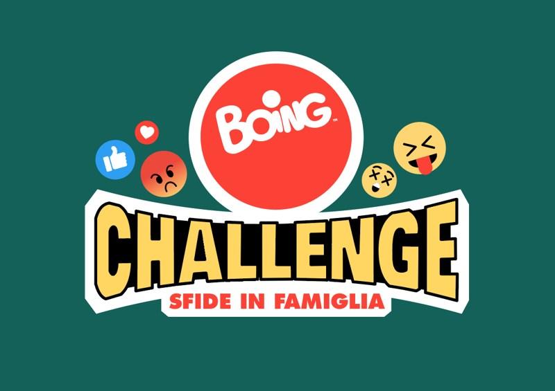 Boing Challenge - logo