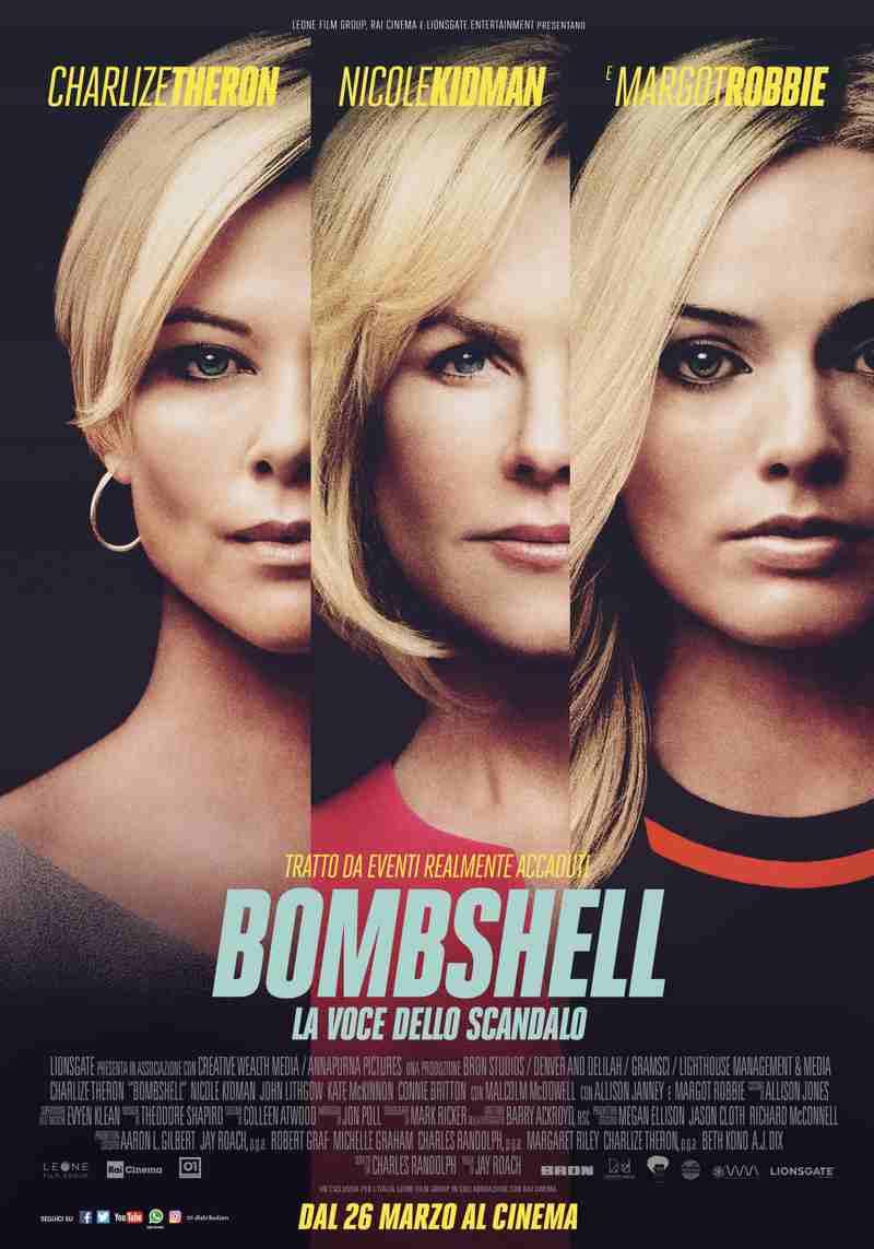 Bombshell - poster