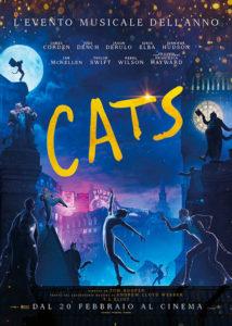 Cats - locandina