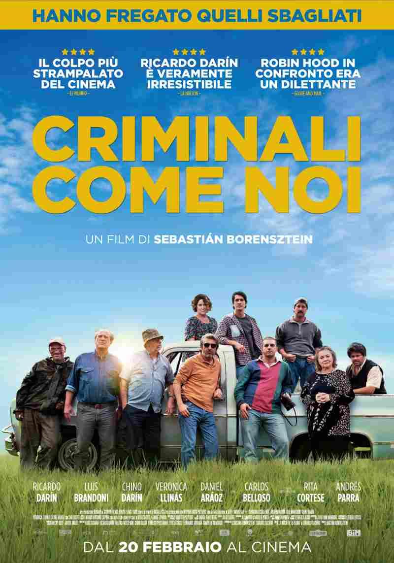 Criminali Come Noi - Poster