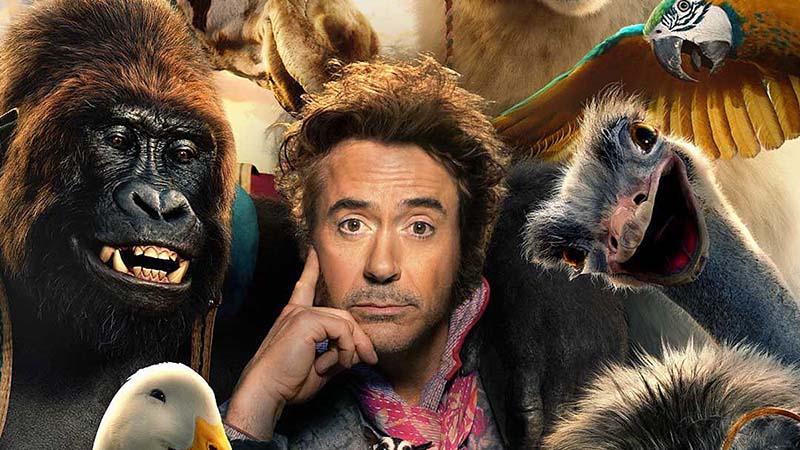 Dolittle, recensione: stavolta Robert Downey Jr non basta