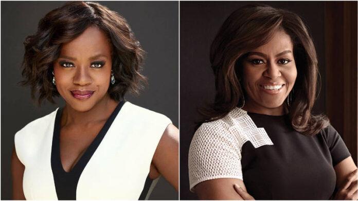 First Ladies - Viola Davis e Michelle Obama