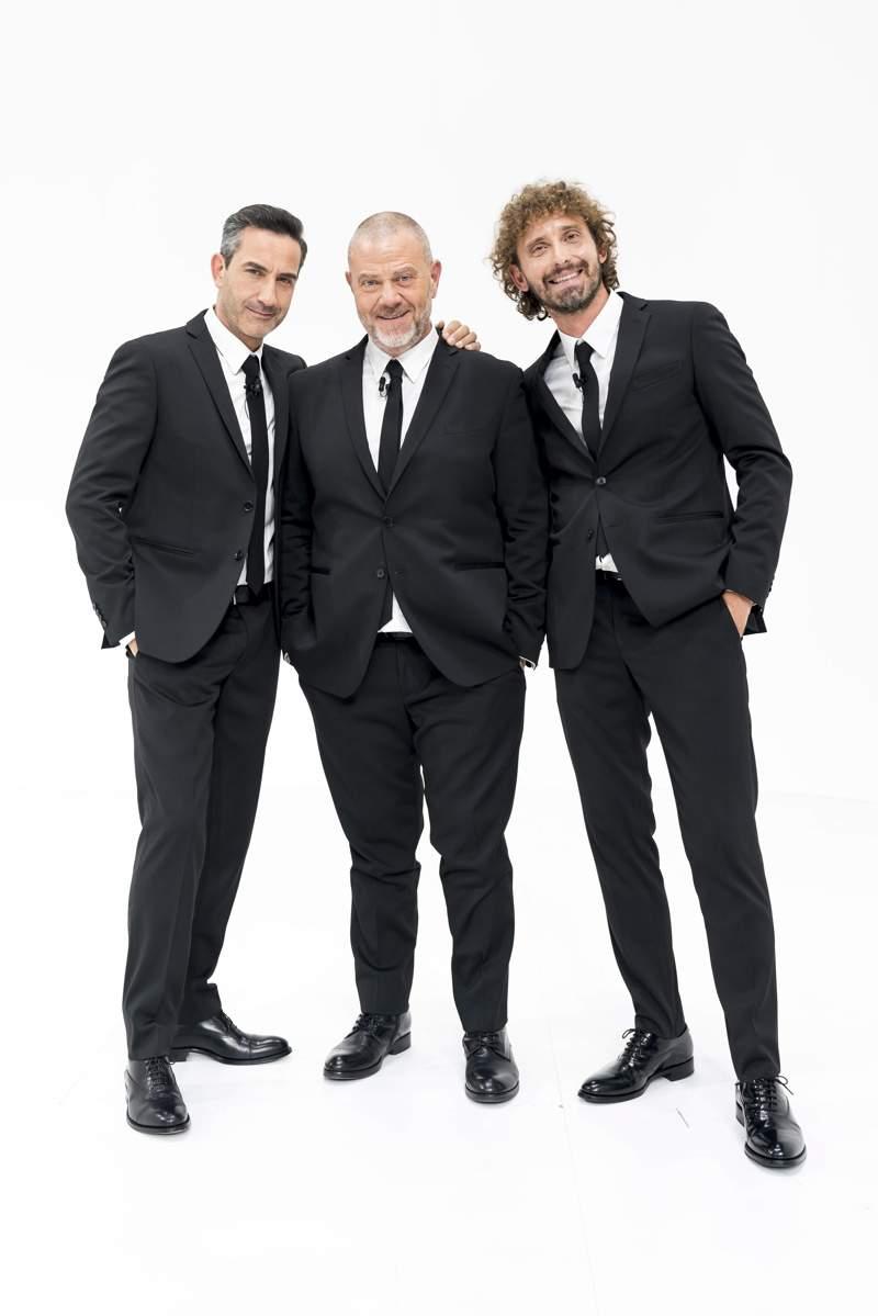 Le Iene Show 2020 - Giulio Golia, Filippo Roma e Matteo Viviani