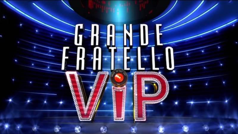 Grande Fratello Vip - logo