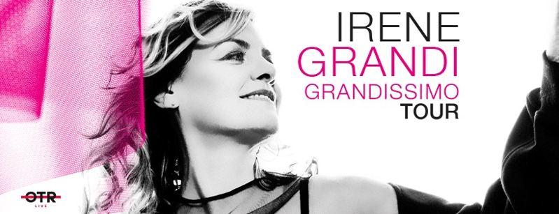 Irene Grandi - Grandissimi tour