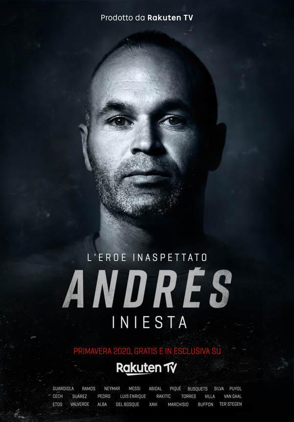 L'eroe inaspettato - Andrés Iniesta