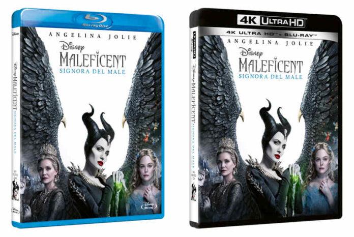 Maleficent – Signora del Male - DVD e Blue-Ray