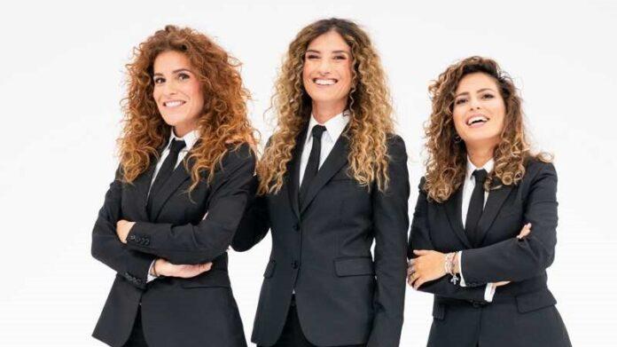Le Iene Show 2020 - Nina Palmieri, Roberta Rei e Veronica Ruggeri