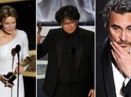Oscar 2020 - i vincitori