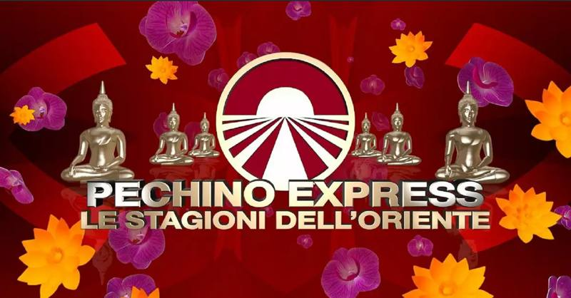 Pechino Express - Le stagioni dell'Oriente - logo