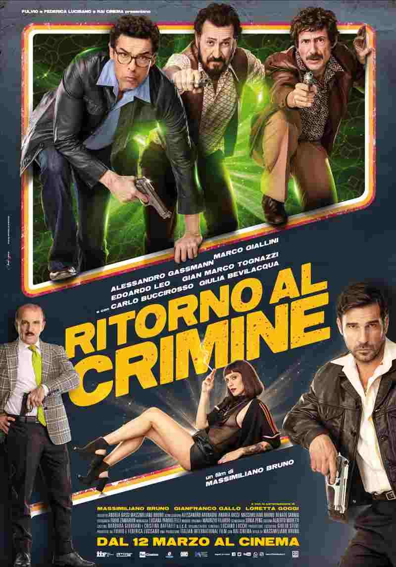 Ritorno al Crimine - poster