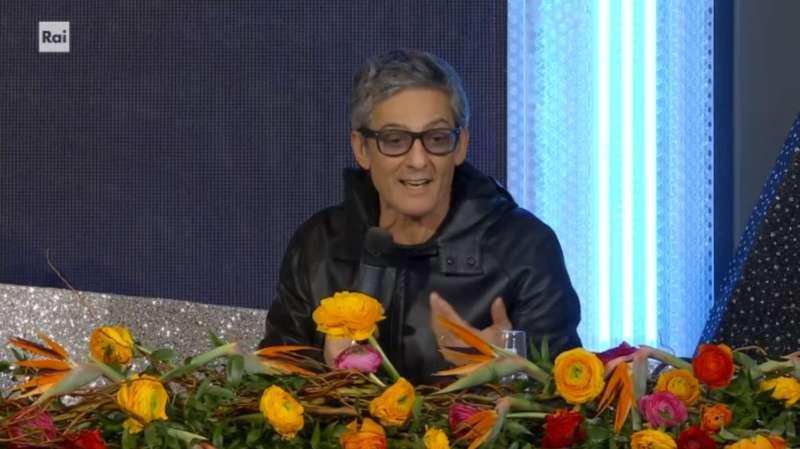 Sanremo 2020 - Fiorello in conferenza stampa quinta serata