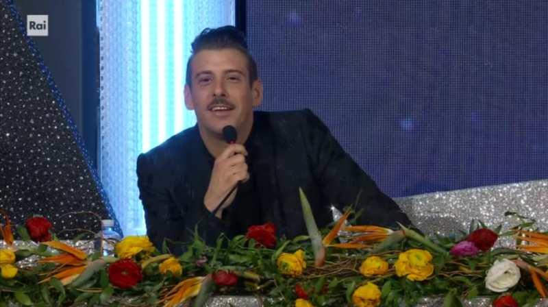 Sanremo 2020 - Francesco Gabbani in conferenza stampa vincitori