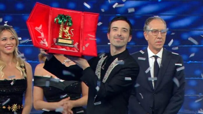 Sanremo 2020 - vince Diodato