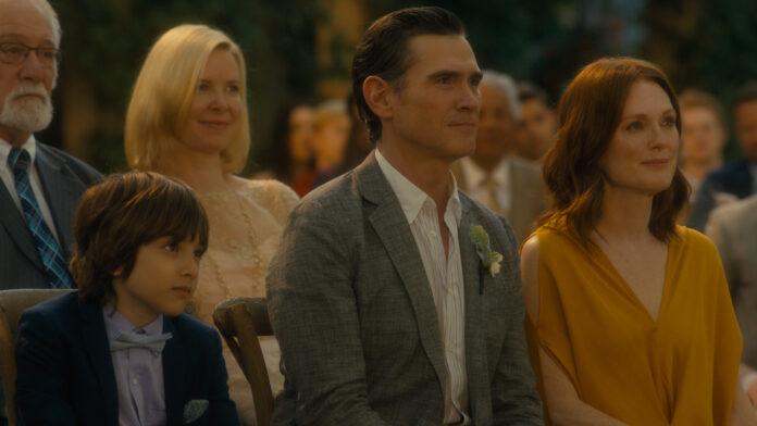 Dopo il matrimonio: Dopo il matrimonio, una scena del film con Michelle Williams e Julianne Moore