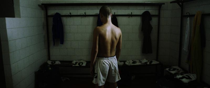 La partita: Il giovane Gabriele Di Fiore in una scena del film