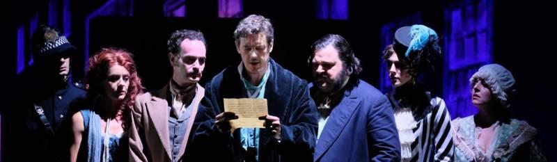 Sherlock Holmes e i delitti di Jack lo squartatore - cast