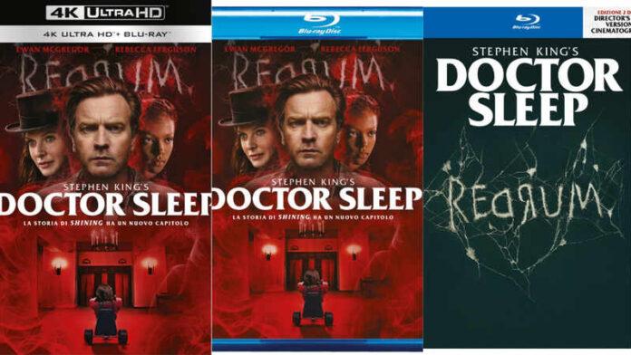 Stephen King's Doctor Sleep - Home Video