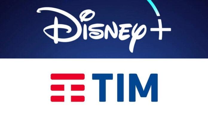 Disney+ e TIM VISION