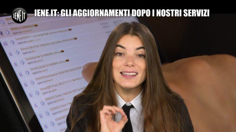 Giulia Innocenzi - Iene.it