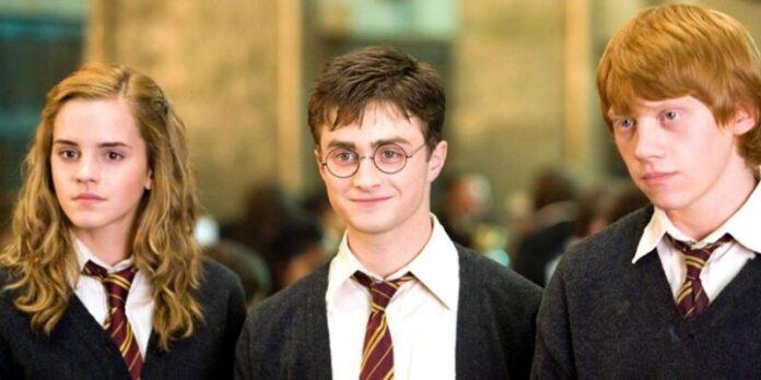 Harry Potter saga
