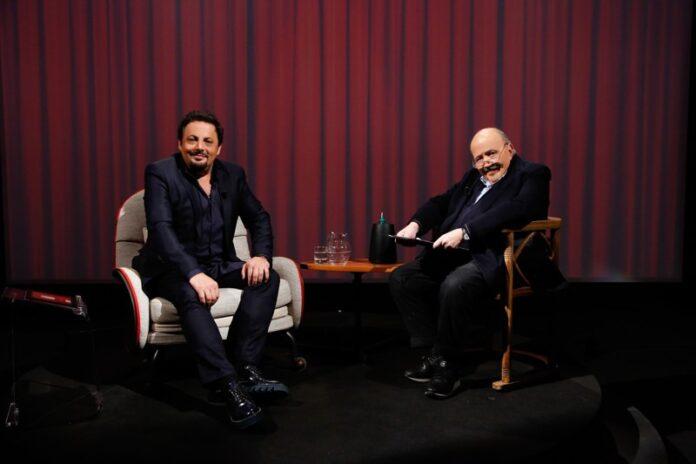 L'intervista - Enrico Brignano e Maurizio Costanzo