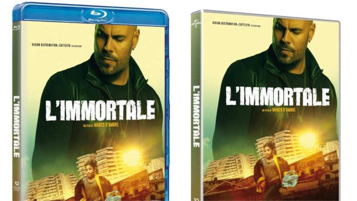 L'Immortale - home video