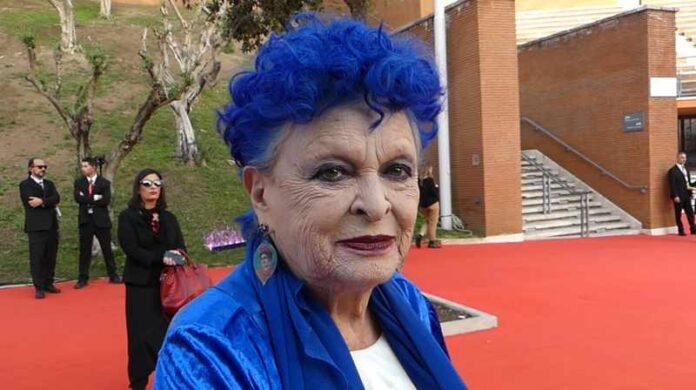 Lucia Bosè (foto di Ivan Zingariello)