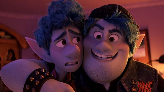 Onward, recensione film Disney Pixar