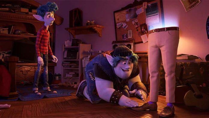 Onward: Ian e Barley si ritrovano... con mezzo papà! ©2019 Disney/Pixar