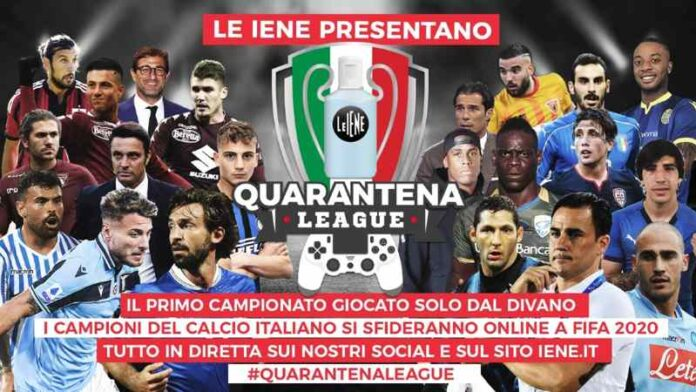Quarantena League - Le Iene